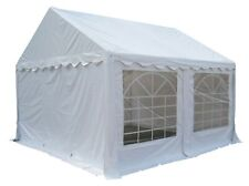 Party Tent Briefs 5x4m Pavilion Garden Beer Side Panel White
