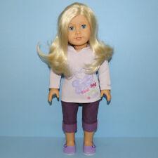 My American Girl Doll #27 Real Me BL Hair LT Skin BL Eyes in Box 2010
