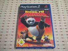Kung fu panda para PlayStation 2 ps2 PS 2 * embalaje original *
