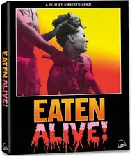 Eaten Alive - 2 DISC SET (Blu-ray New)