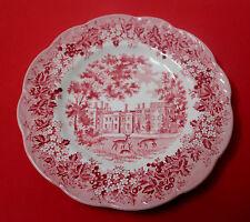 J & G MEAKIN Romantic England  BREAD & BUTTER PLATE   6 1/4  PENSHURST PLACE