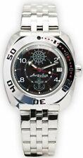 Vostok Amphibian 710526 Watch Military Diver Russian New