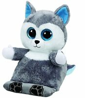 TY Peek A Boo Tablet Stand - Scout Husky Young Childs Kids Cute Tablet Holder