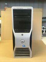 DELL PRECISION T3500 INTEL XEON X5570 @ 2.93GHZ, 5GB RAM DDR3, NO HDD NO OS