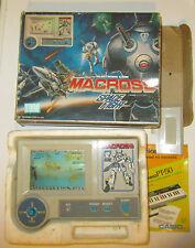 Takatoku Macross Space Fight BOX scacciapensieri handheld lcd game SPESE GRATIS