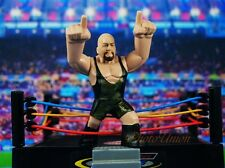 Mattel WWE Wrestling Rumblers Figure Elite Big Show Cake Topper K903 A