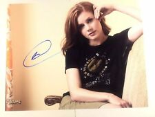 AMY ADAMS SIGNED 8x10 PHOTO, COA & MYSTERY GIFT