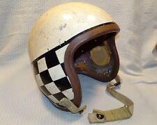Vintage Korean War Era Fighter Pilot Helmet P-1B Shelby Shoe Co.