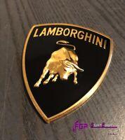 Original LamborghiniGallardo 2004-2015 front hood emblem Logo badge 400853745D