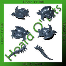 WARHAMMER BITS TOMB KINGS VAMPIRE COUNTS MORGHAST ARCHAI - HIPS AND TAILS