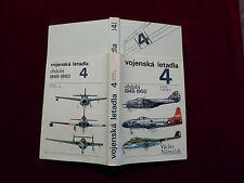 Némecek, Vojenská Letadla 4, Nase Vojsko 1979, Militärflugzeuge 1945 - 1950
