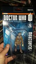 Doctor Who Figurine Collection 1:21 Scale Eaglemoss  1 through 28