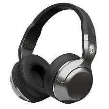 Skullcandy Hesh 2 Bluetooth Wireless Over-Ear Headphones with Microphone, Silver