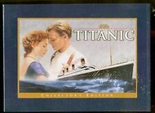 Titanic (Collector's Edition)Gift Set [VHS] (1997)..Digitally Mastered 194 Min