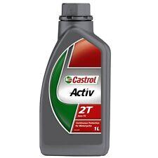 Castrol Activ 2T mineral two-stroke engine oil 1-litre 6105416