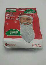 Santa Claus Kit Hat & Inflatable Beard  - Creatology Christmas Easy Costume