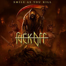 FUCK OFF - Smile As You Kill - CD - 162390