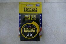 New Stanley 30' FatMax Tape Measure 33-730