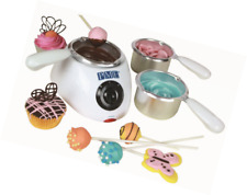 Pme Electric Chocolate Melting Pot Stainless Steel
