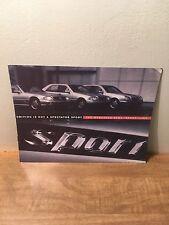 1996 Mercedes Benz M-B Sport C280 E420 SL-Class Sales Brochure Catalog