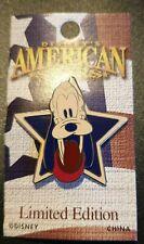 Disney Pin - WDW Disney's American Stars - Pluto - Limited Edition 2000