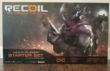 Recoil Starter Set, GPS Bluetooth Smartphone enabled Laser combat, brand new