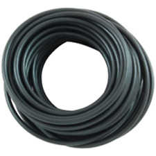 NTE Electronics  WA18-00-40 HOOK UP WIRE AUTO 18 GAUGE BLACK STRANDED 40'