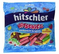 5 x BAGS HITSCHLER HITSCHIES KAUBONBON CANDY SWEETS 275 g - FROM GERMANY