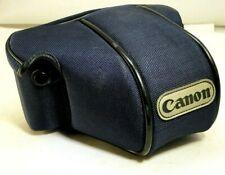 Canon Funda para Cámara T50 SEGUNDOS Japón Genuino Vintage