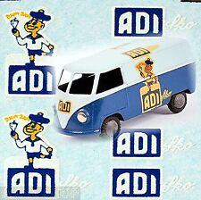 VW T1 ADI / Djum-Djum1:43 Pegatina Adhesivo