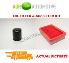 PETROL SERVICE KIT OIL AIR FILTER FOR HYUNDAI ACCENT 1.3 83 BHP 2000-03