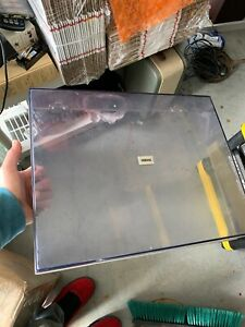 Yamaha YP-B4 Turntable Dust Cover Only OEM Shows Wear