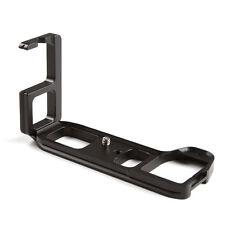 QR Quick Release Vertical L Shape Hand Grip Bracket Plate Lb-a7m2 for Sony A7 II