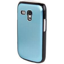 Hardcase Black Border für Samsung i8190 Galaxy S3 Mini hellblau Case Schutzhülle