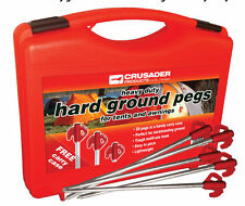 Caravan Awning/tent Boxed Hard Ground Pegs