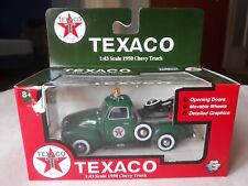 1/43 GEARBOX CHEVY TRUCK 1950 TEXACO TOW TRUCK