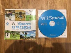 wii Sports Nintendo Wii  Game (Nintendo Wii, 2006)
