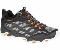 Merrell Moab FST GORE-TEX GTX Shoes Men's - Black/Orange J37067 11.5US No Box
