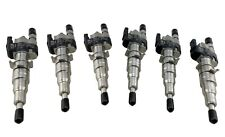 6 Fuel Injector Index 12 for BMW N54 3.0L N63 4.4L N74 6.0L Turbo 13537585261-12