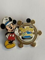 TDC - Toon Disney Channel Boxed Set Captain Mickey Mouse Disney Pin LE (B8)