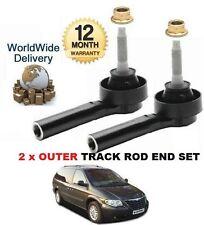 Chrysler Grand Voyager 2000-2008 2x Extérieur Gauche & Droit Combinaison Embout