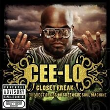 Closet Freak: The Best Of Cee-Lo Green The Soul Machine [New and Sealed] CD