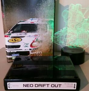 Neo Drift Out Neo Geo MVS