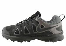 Nike Air Alvord 10 Mens 7.5 4E Wide Running Shoes Sneakers Black 516864 New