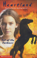 Out of the Darkness (Heartland 7), Brooke, Lauren, Very Good Book