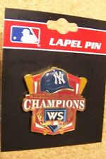 2009 NY New York Yankees AL Champions lapel pin A.L. American League champs