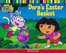 Dora's Easter Basket (Dora the Explorer), Nickelodeon, New Book