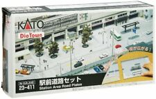 Kato N Scale Dio Town Station Area Road Plates (23-411) From japan