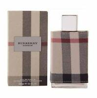 BURBERRY LONDON Fabric 3.3 oz EDP eau de parfum Women's Spray Perfume 100 ml NIB