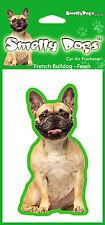 French Bulldog Frenchie Fawn Fragrant Air Freshener